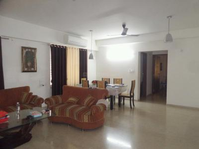 Gallery Cover Image of 1800 Sq.ft 3 BHK Apartment for rent in Kharadi for 34000