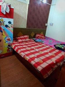 Bedroom Image of Shri Balaji PG in New Industrial Township