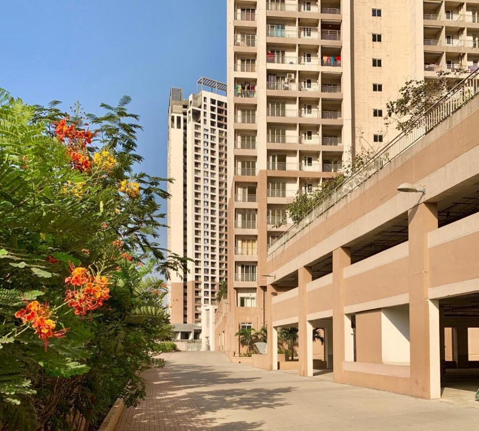 Building Image of 1620 Sq.ft 3 BHK Apartment for rent in Kon for 13000