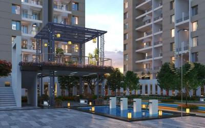 Gallery Cover Image of 1308 Sq.ft 3 BHK Apartment for buy in Pebbles Urbania, Bavdhan for 8600000