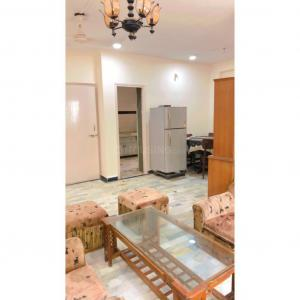 Gallery Cover Image of 950 Sq.ft 2 BHK Apartment for rent in Goyal Intercity, Thaltej for 23000