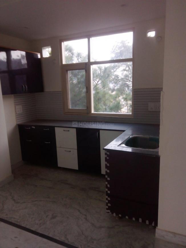 Kitchen Image of 1100 Sq.ft 2 BHK Apartment for buy in Bajoral Khurd for 3500000