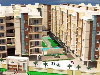 Gallery Cover Image of 1200 Sq.ft 2 BHK Apartment for buy in Tummala Srinivas Reddy Sanjanas Interlaken T 8, Dullapally for 3840000
