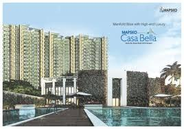 Gallery Cover Image of 1430 Sq.ft 3 BHK Apartment for buy in Mapsko Casa Bella, Sector 82 for 7500000