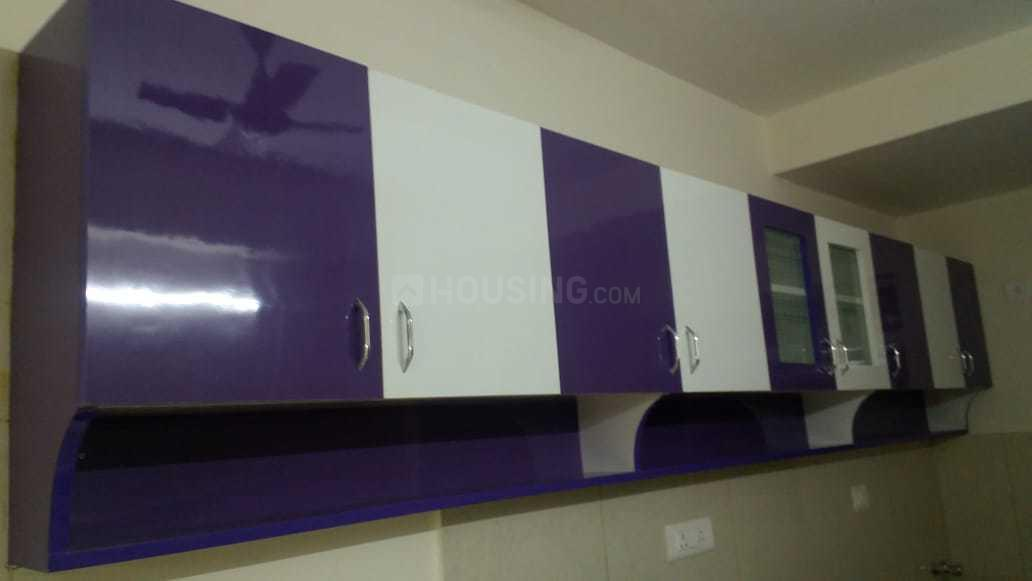 Kitchen Image of 1500 Sq.ft 3 BHK Apartment for rent in Iyyappanthangal for 30000