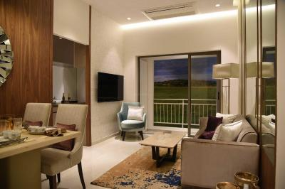 Gallery Cover Image of 1150 Sq.ft 3 BHK Apartment for buy in Sunteck Maxx World, Naigaon East for 5950000