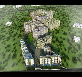 Gallery Cover Image of 925 Sq.ft 2 BHK Apartment for buy in Tapoban City, Arrah Kalinagar for 1480000