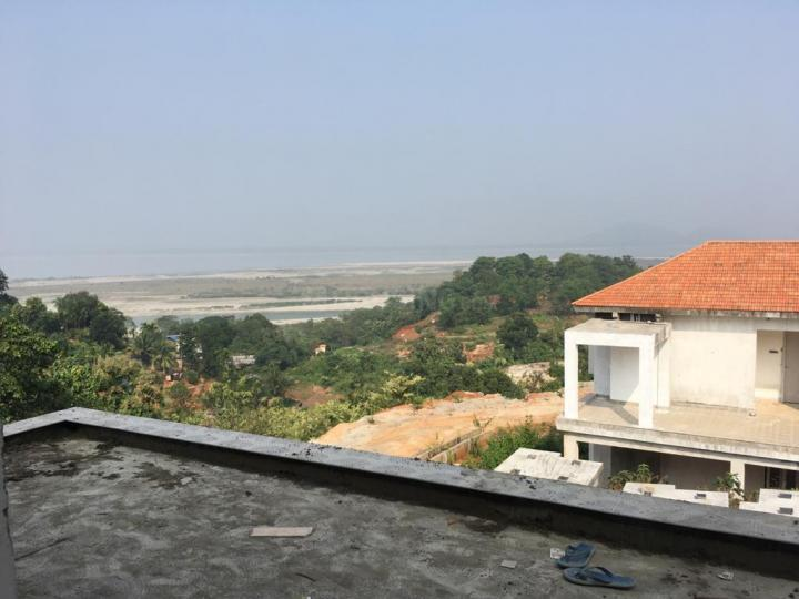 Balcony Image of 2057 Sq.ft 4 BHK Villa for buy in Kharghuli Hills for 12220198