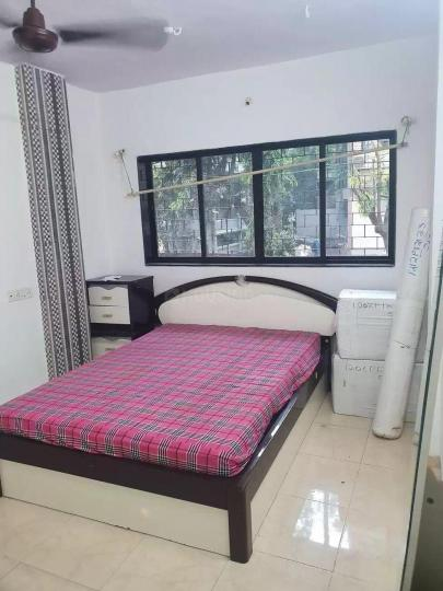 Bedroom Image of 650 Sq.ft 1 BHK Apartment for rent in Andheri West for 36000