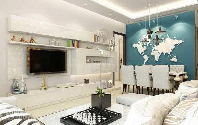 Gallery Cover Image of 1005 Sq.ft 2 BHK Apartment for buy in Baronwala for 3400000