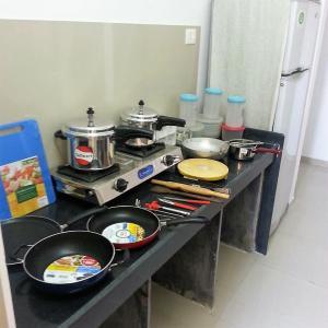 Kitchen Image of River View Casa Rio in Palava Phase 1 Nilje Gaon