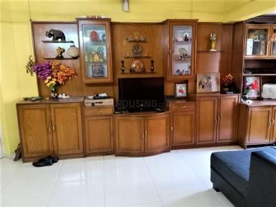 Gallery Cover Image of 950 Sq.ft 2 BHK Apartment for rent in Lok Upvan I, Thane West for 30000