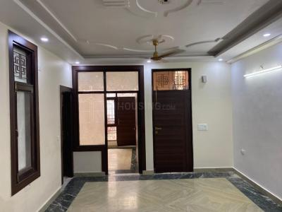 Gallery Cover Image of 600 Sq.ft 1 BHK Independent Floor for rent in Manoj Vihar, Niti Khand for 9000