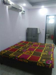 Bedroom Image of Karan PG in Chhattarpur