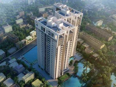 Gallery Cover Image of 2500 Sq.ft 4 BHK Apartment for buy in Topsia for 27000000