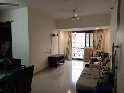 Gallery Cover Image of 1370 Sq.ft 3 BHK Apartment for rent in Nisarg Hyde Park, Kharghar for 33000