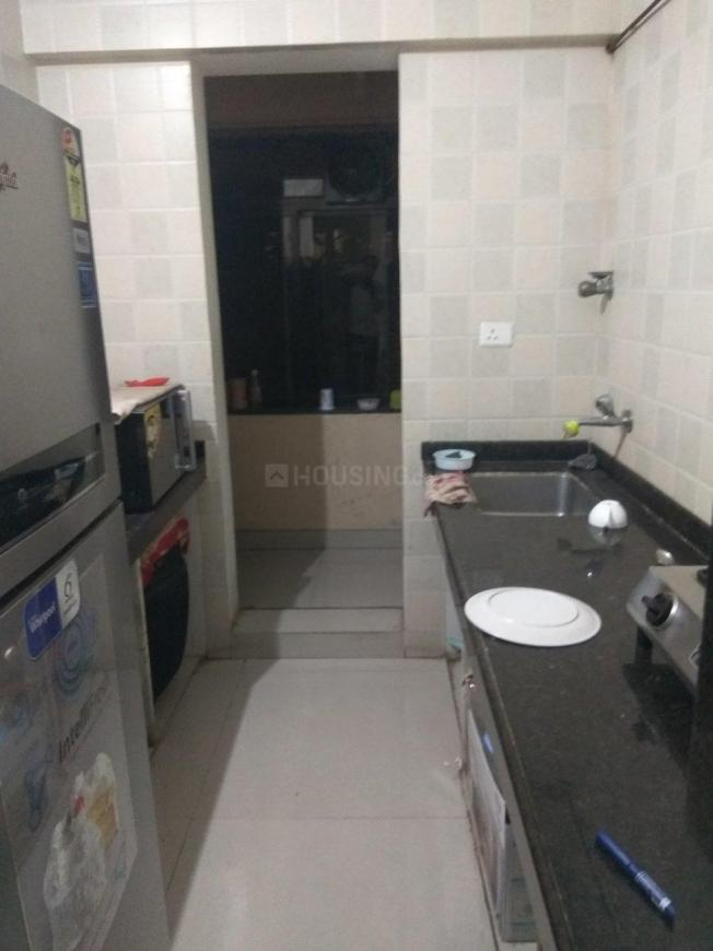 Kitchen Image of 1200 Sq.ft 2 BHK Apartment for rent in Chembur for 55000