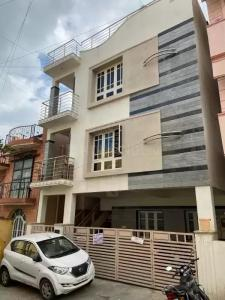 Gallery Cover Image of 1200 Sq.ft 2 BHK Independent House for buy in Chandra Layout Extension for 19000000