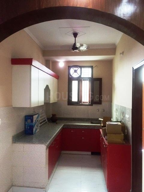 Kitchen Image of 900 Sq.ft 3 BHK Independent Floor for buy in Sector 14 Dwarka for 4000000