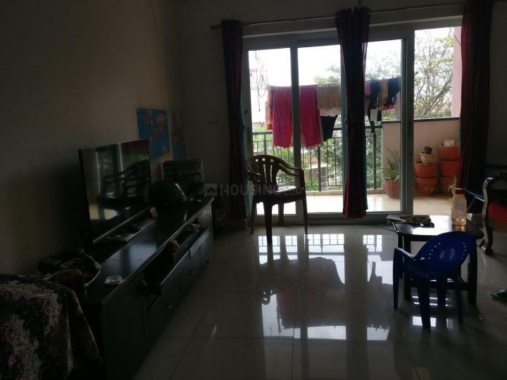 आर.के. हेगड़े नगर में एनआर स्प्रिंगवुड्स में लिविंग रूम की तस्वीर