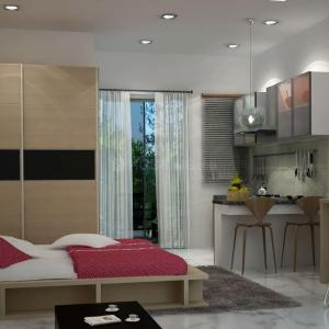 Gallery Cover Image of 435 Sq.ft 1 RK Apartment for buy in Kukatpally for 2600000