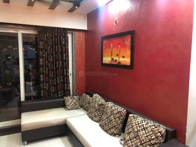 Gallery Cover Image of 876 Sq.ft 2 BHK Apartment for rent in Thane West for 32000