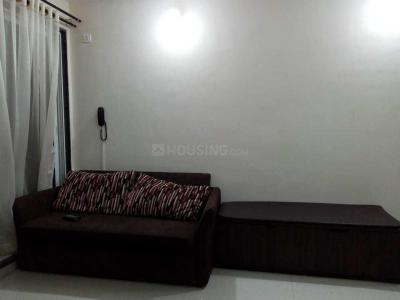 Gallery Cover Image of 1165 Sq.ft 2 BHK Apartment for rent in Ulwe for 21000