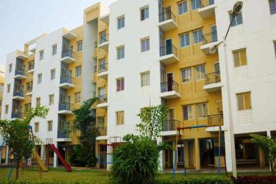 Gallery Cover Image of 420 Sq.ft 1 BHK Apartment for rent in Rajarhat for 11000