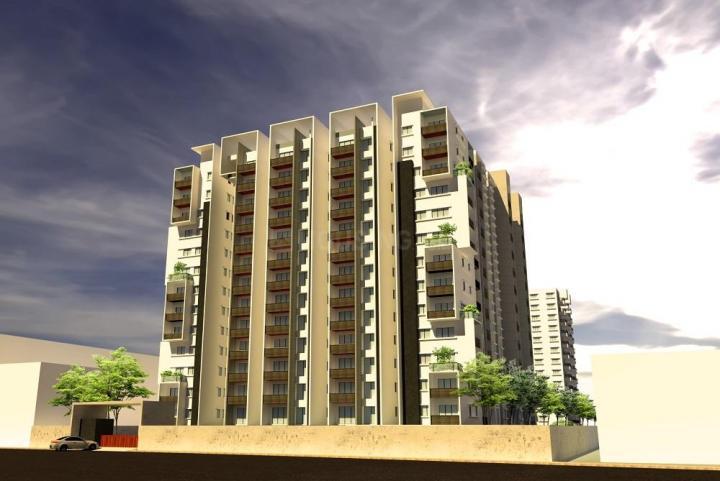 डीएस मैक्स डीएस मैक्स स्काइ ग्रांड, कलकेरे  में 3700000  खरीदें  के लिए 3700000 Sq.ft 2 BHK अपार्टमेंट के बिल्डिंग  की तस्वीर