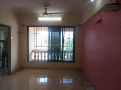 Gallery Cover Image of 630 Sq.ft 1 BHK Apartment for rent in Kopar Khairane for 16000
