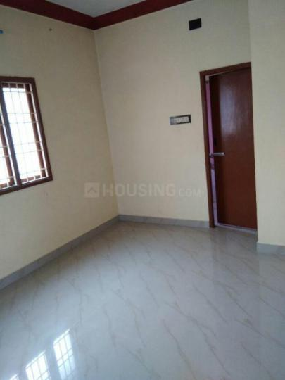 Bedroom Image of 400 Sq.ft 1 RK Apartment for rent in Perungudi for 8000