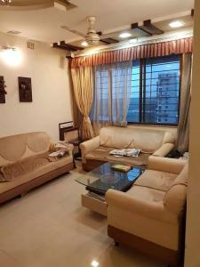 Gallery Cover Image of 1700 Sq.ft 3 BHK Apartment for rent in Vashi for 50000