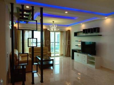 Gallery Cover Image of 2450 Sq.ft 3 BHK Apartment for rent in Karle Town Centre Zenith, Nagavara for 160000
