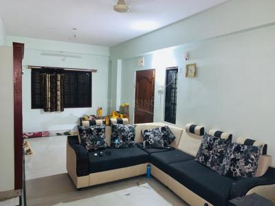 Gallery Cover Image of 1100 Sq.ft 2 BHK Apartment for rent in Bhavya Anandam, Nizampet for 12000