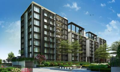 Gallery Cover Image of 1962 Sq.ft 3 BHK Apartment for buy in Casagrand Millenia, Mogappair for 16400000