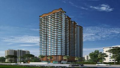 Gallery Cover Image of 431 Sq.ft 1 BHK Apartment for buy in Triveni Crown, Kalyan West for 4300000