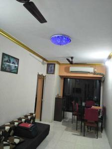 Gallery Cover Image of 985 Sq.ft 1 BHK Apartment for rent in Kopar Khairane for 21000