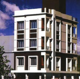 Gallery Cover Image of 834 Sq.ft 2 BHK Apartment for buy in Nayabad for 2800000