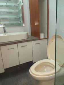 Common Bathroom Image of Single Girl in Kalkaji