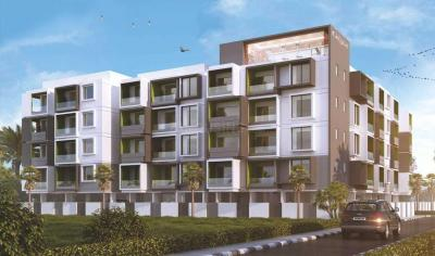 Gallery Cover Image of 1228 Sq.ft 2 BHK Apartment for buy in Poorvi Srinivasa Grand, Subramanyapura for 6078600