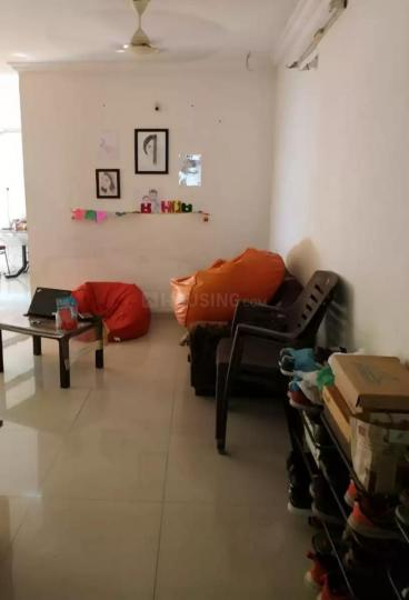 Living Room Image of 1500 Sq.ft 2 BHK Apartment for rent in Kharadi for 26000