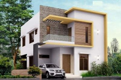 Gallery Cover Image of 450 Sq.ft 1 BHK Independent House for buy in Annur for 1125000