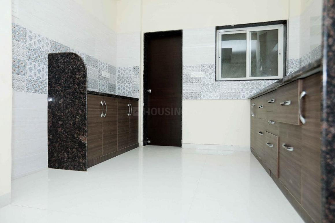 Kitchen Image of 1134 Sq.ft 3 BHK Apartment for buy in Somalwada for 6680000