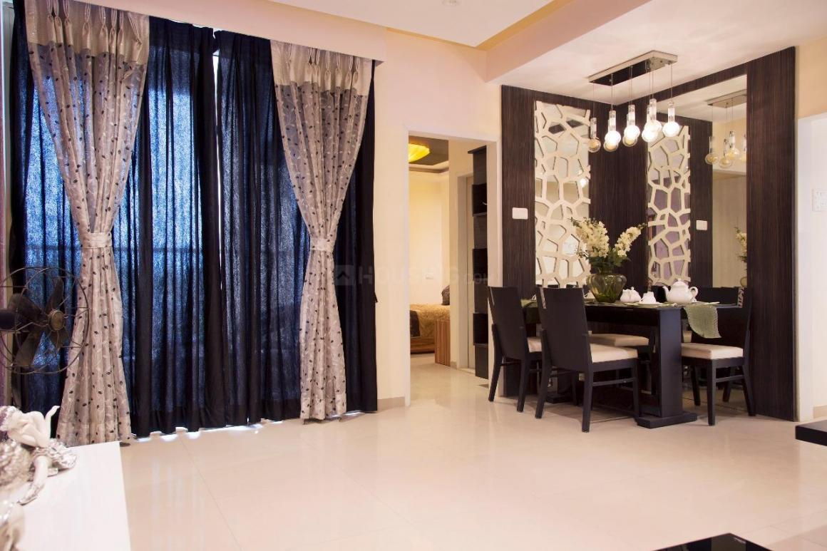 Living Room Image of 630 Sq.ft 1 BHK Apartment for buy in Devdham for 1521000