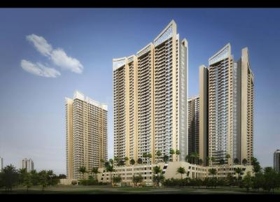 Gallery Cover Image of 1205 Sq.ft 2 BHK Apartment for buy in Arihant Aspire, Panvel for 8555000
