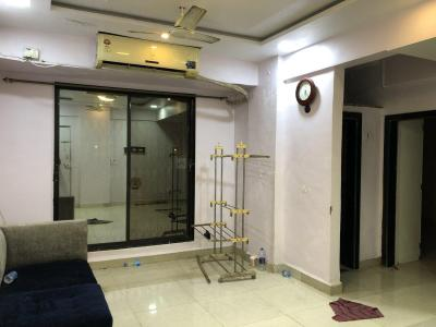 Gallery Cover Image of 750 Sq.ft 1 BHK Apartment for rent in Airoli for 19000