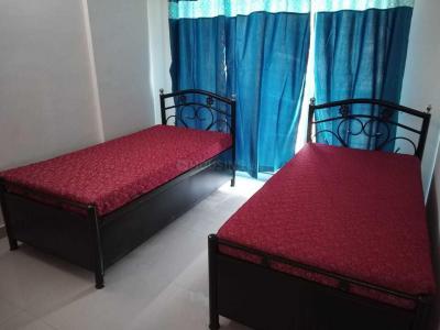 पवई में जीएचपी एक्सेल टावर के बेडरूम की तस्वीर