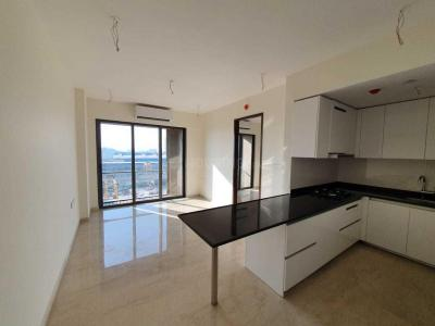 Gallery Cover Image of 650 Sq.ft 1 BHK Apartment for rent in Lodha New Cuffe Parade, Sion for 45000