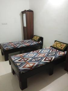 Bedroom Image of Pardesi Paying Guest in Makarba