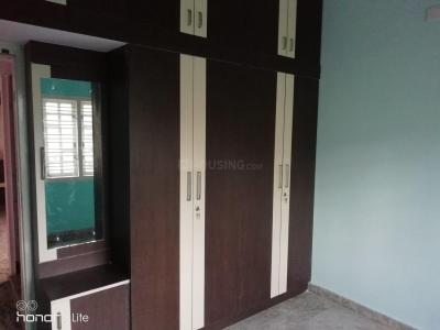 Gallery Cover Image of 500 Sq.ft 1 BHK Apartment for rent in Mangammanapalya for 12500